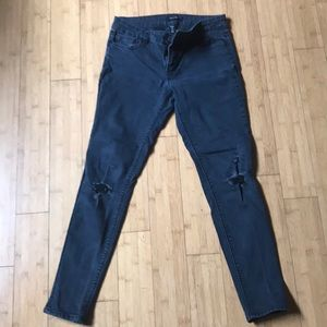 White House Black Market skinny jean
